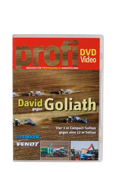 DVD profi David-Goliath (de)(en)