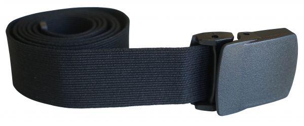Belt, black, unisex