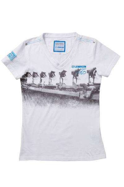 0413663e0fe233 White T-shirt for women