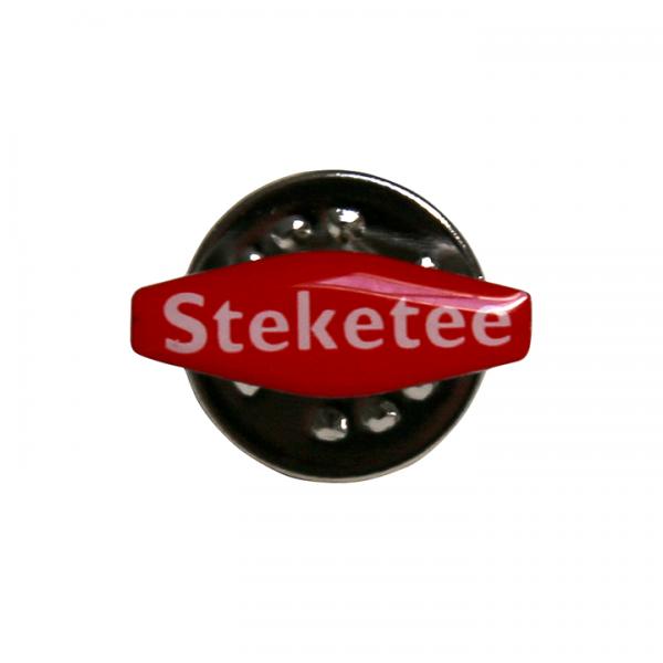 Anstecknadel Steketee