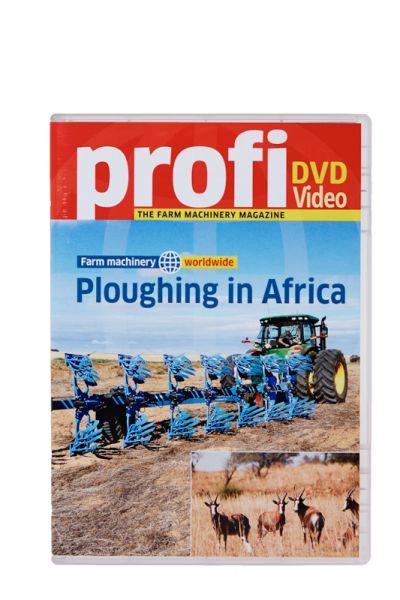 """profi""-DVD ""Ploughing in Africa"""