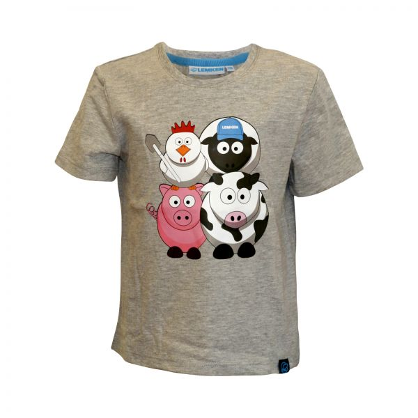 "Kinder T-Shirt ""Tiere"""