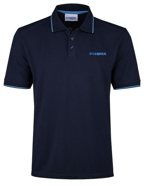 Men's polo work shirt