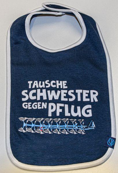"""Baby Lätzchen """"Schwester"""""""