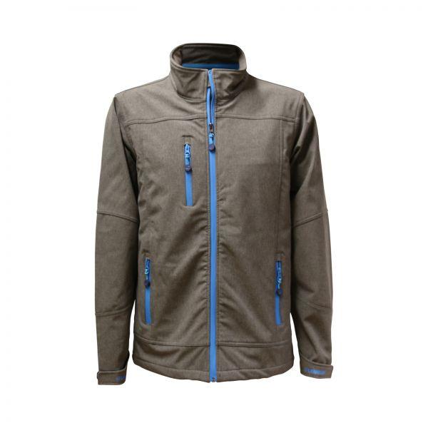 "Softshell jacket ""Grey"""