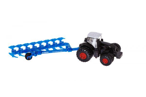 Aufsatteldrehpflug VariDiamant mit Traktor